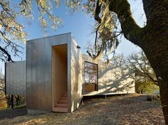 Moose Road   Mork Ulnes Architects; Photo: Bruce Damonte   Archinect