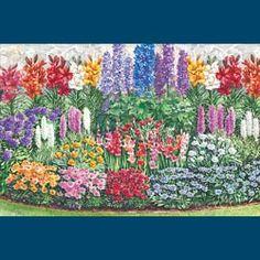 3-Season Cutting Garden