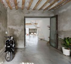sol89, House in the market, apartment renovation in Seville, Spain 2012