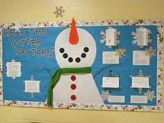 love the big snowman