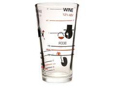 Alcohol Volume Glass