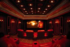 HOME THEATER on Pinterest