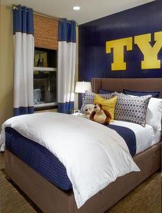 D for Design - Boy's bedroom  www.DforDesignOC.com