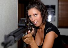 Machine Gun Girl | Machine Guns and Girls | BACHELOR PARTY IN LAS VEGAS