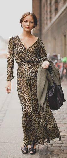 #streetstyle #style #fashion #animalprint #leopard