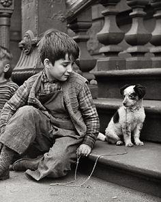 Clemens Kalischer - West Side N.Y.C.  1948-1949