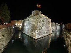Las Murallas Reales de Ceuta