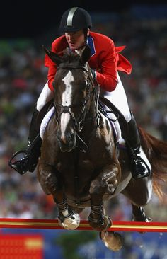 McLain Ward/Sapphire — among the best in the world.
