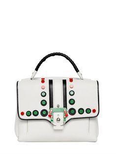 Shop now: Leather Shoulder Bag