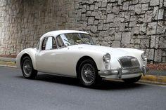 1957 MGA Coupe