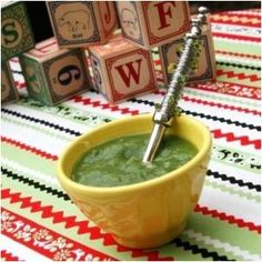 Nuture Baby: homemade baby food recipes