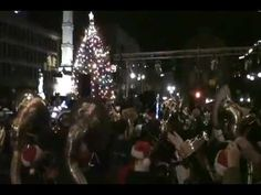 Downtown Lancaster Mayor's Tree Lighting and Tuba Christmas • Insider Tip: Be sure to check out the free model train display on the second floor of Citizens Bank, located off Penn Square opposite the tree.