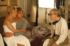 Woody Allen, 2012 nominee as Best Director for Midnight in Paris   This is Woody Allen's 22nd nomination