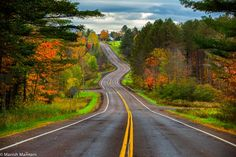 A Beautiful Drive - Route 100 Vermont