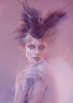 Samantha Gradoville photographed by Warren Du Preez  Nick Thornton Jones for Contributor Magazine #7, Spring  Summer 2013 |
