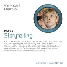 Day 38: Storytelling