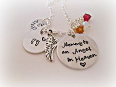 Mommy to An Angel In Heaven (Personalized)