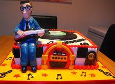 Buddy Holly cake!