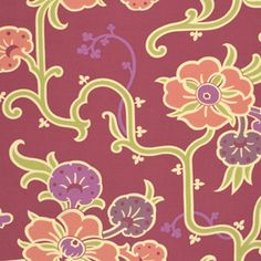 Velvet Grape Vine ~ Gypsy Caravan @ Sew,Mama, Sew