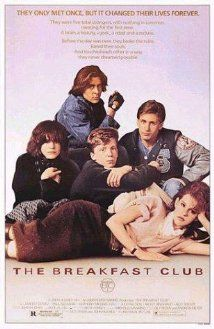 The Breakfast Club (1985) Poster