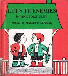 Let's Be Enemies: A Vintage Maurice Sendak Treasure