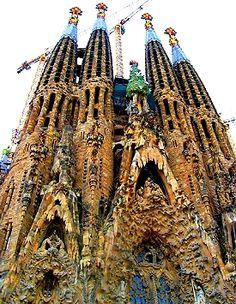 Bucket list item: Explore Gaudí's Barcelona - see more: http://www.gypsynester.com/gaudi.htm