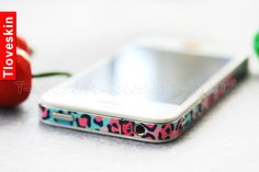 Apple iPhone Decal iPhone 4s Sticker Avery iPhone 5 by Tloveskin, $5.99