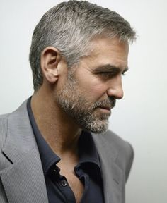 George Clooney. Still sexy.