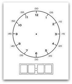 Clock - Telling Time