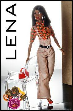 Prettie Girls Lena Doll (Arriving Nov 5th)