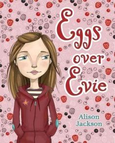 Evie feels unsettled and sad after her parents divorce, her father remarries and takes the family dog, and his new wife becomes pregnant, but a cooking class and helping the elderly lady next door with her cat give Evie a way to cope with the changes in her life. Includes recipes. parent divorc, worth read, family dogs, eggs, book worth, alison jackson, cook class, book recommendations, evi