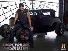 """Danny """"The Count"""" Koker - Locos por los Autos, todos los Jueves a las 10PM MEX - COL / 10.30PM VEN / 9PM CHI - ARG"""