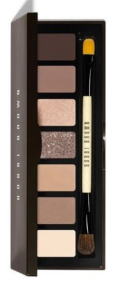 rich chocolate palette WANT #bobbibrown