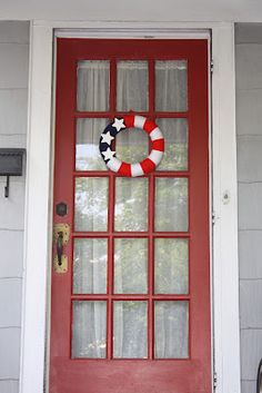 Easy 4th of July decoration
