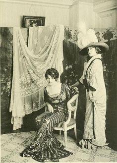 Les Createurs de La Mode, 1910