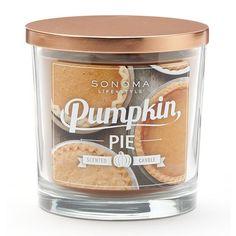 SONOMA life + style® 14-oz. Pumpkin Pie Jar Candle