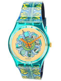 Vintage Swatch Minareth Watch