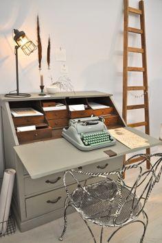Werkkamer in het ariadne at Home Huis Woonbeurs