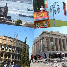 Apuntes y Viajes: De Valparaíso a Atenas