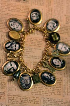Author love bracelet