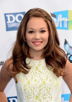 Kelli Berglund Long Curls