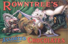 Rowntree's assorted chocolates, via Flickr.