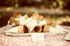 Vintage Pink Ice Cream Party