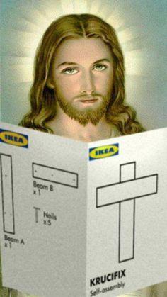 Ikea sells everything.
