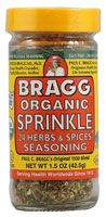Bragg Sprinkle 24 Herbs and Spices Seasoning Organic