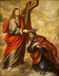 The Coronation of Saint Joseph