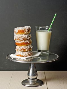 Easy Fathers Day Recipes:  Piña Colada Baked Doughnuts for a Father's Day brunch  http://www.hgtv.com/holidays-and-entertaining/pintildea-colada-baked-doughnuts-recipe/index.html?soc=pinterest
