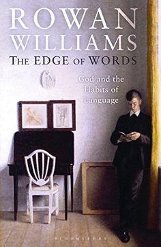 The Edge of Words: God and the Habits of Language by Rowan Williams http://www.amazon.com/dp/1472910435/ref=cm_sw_r_pi_dp_wxLcub04G4QHC