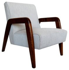 Mid-Century Modern Thonet   Armchair