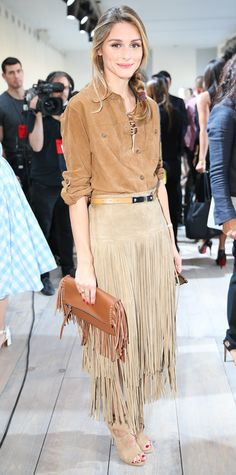 Look of the Day - September 13, 2014 - Olivia Palermo in Michael Kors from #InStyle